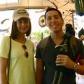 Mikal and Danyah Preston
