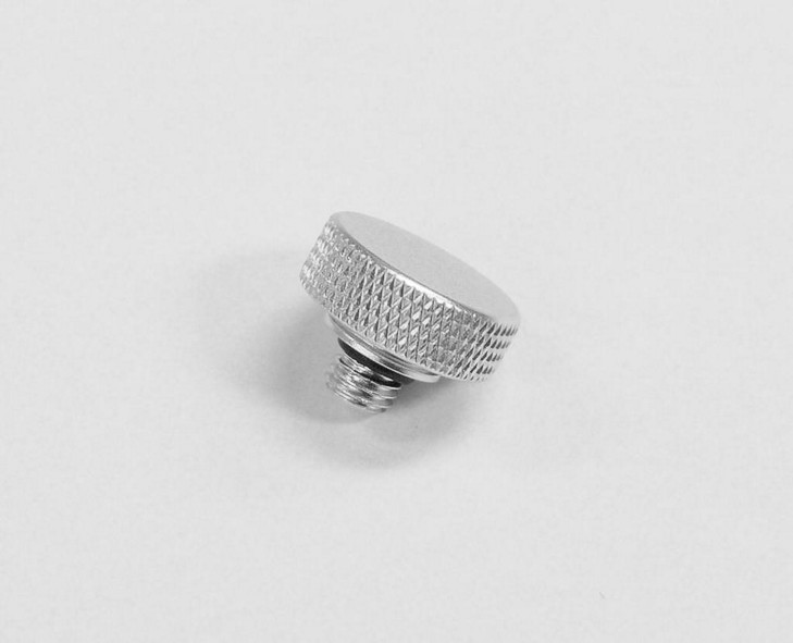 Advanced Rotator Locking Knob - Silver