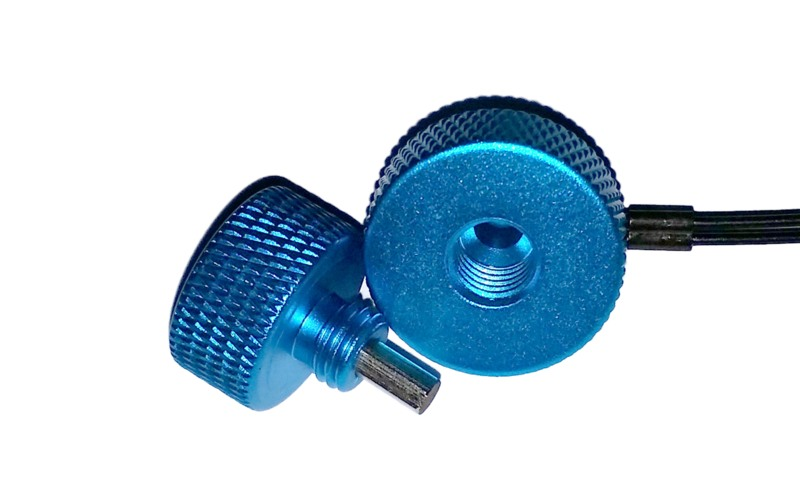 Advanced Rotator Lock Knob with Hex Key