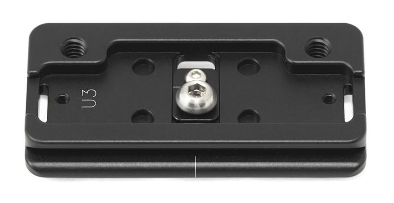 Camera Plate Arca-Swiss Style CP-U3