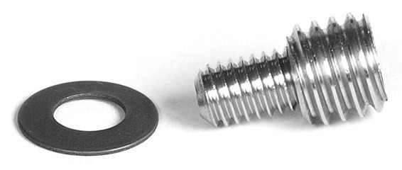 M6 male to 3/8 male Thread Adapter for Advanced Rotators