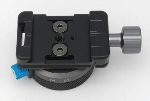 Compact Dual Lens Ring Mount Stereo Bracket