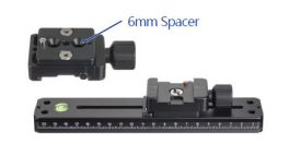6mm Spacer Block for QRC