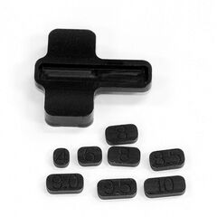 Adjustable Lens Ring Stop Plate