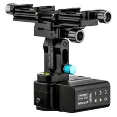 MECHA E1 / C1 with Stereoscopic Compact Dual Lens Ring mount