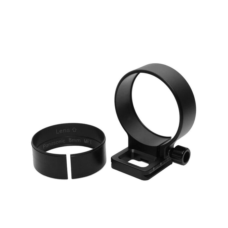 Lens Ring for Panasonic 8mm F3.5 Fisheye Micro 4/3 (MFT Mount)
