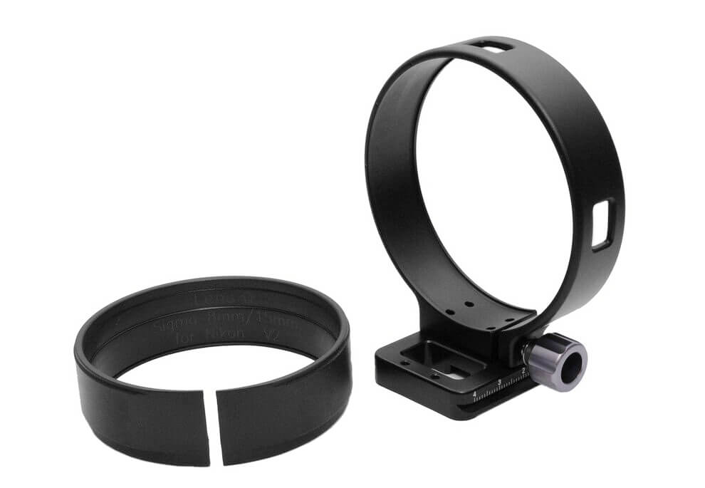 Lens Ring for Sigma 8mm F3.5 Fisheye V2 (A-Mount / F-Mount / K-Mount)