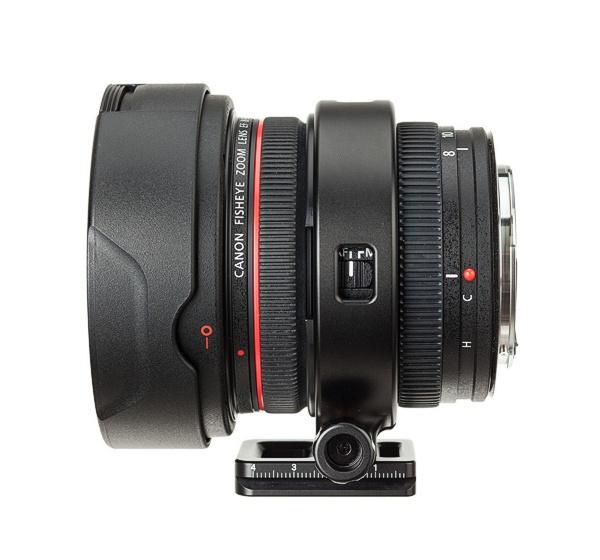 Lens Ring for Canon 8-15mm F4 Fisheye V2 (EF Mount)