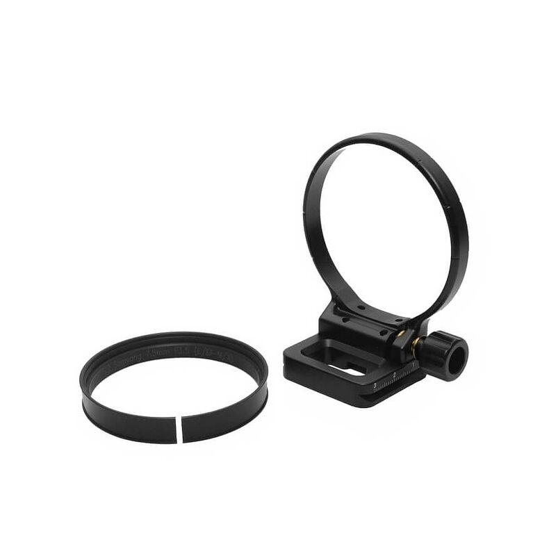 Lens Ring for Samyang 7.5mm F3.5 Fisheye with Fanotec Replacement Mount (E-Mount/ EF-M Mount/ X-Mount)