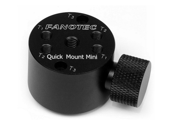 Quick Mount Mini Adapter Clamp