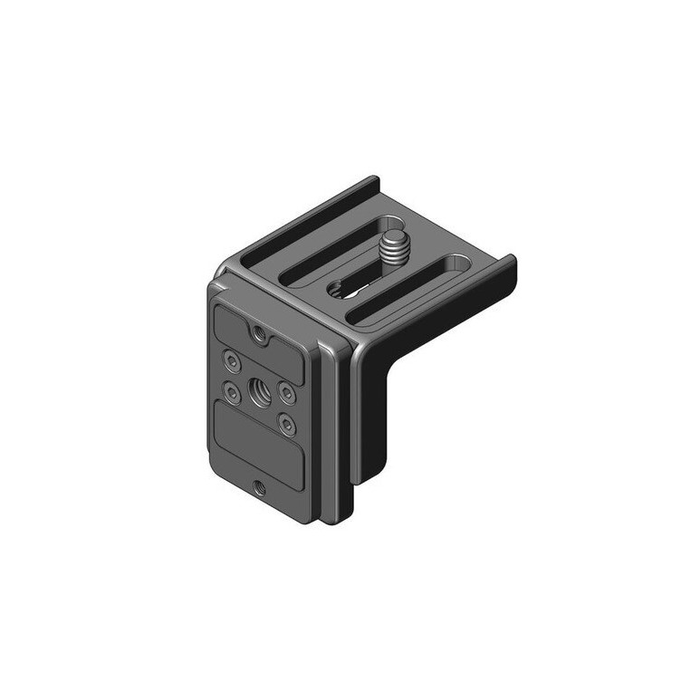 NN4 / NN5 Right Angle Connector for Lens Plate