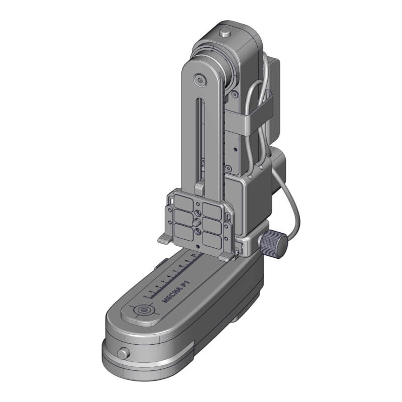 Dual-Axis MECHA C2-P1-E2 With NN6 and Nadir Adapter